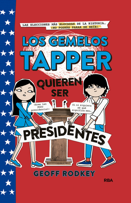 GEMELOS TAPPER 3. QUIEREN SER PRE. EBOOK.