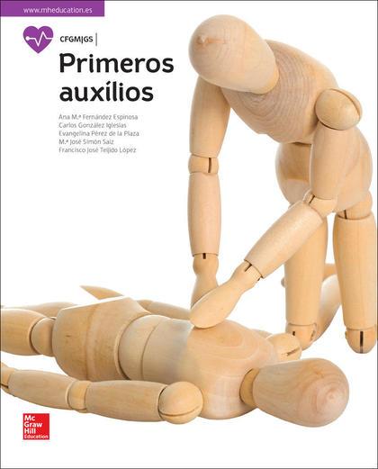 LA PRIMEROS AUXILIOS. GM. LIBRO ALUMNO..