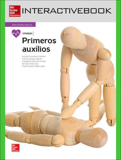 BL PRIMEROS AUXILIOS. GM. LIBRO DIGITAL.