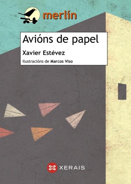 AVIÓNS DE PAPEL