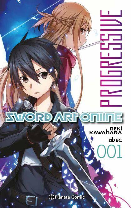 SWORD ART ONLINE PROGRESSIVE (NOVELA) Nº 01;06