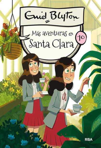 MAS AVENTURAS DE SANTA CLARA. SANTA CLARA 10