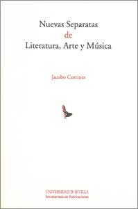 NUEVAS SEPARATAS DE LITERATURA, ARTE Y MÚSICA