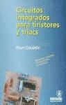 CIRCUITOS INTEGRADOS PARA TIRISTORES Y TRIACS