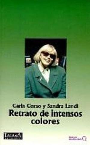 RETRATO DE INTENSOS COLORES
