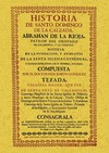 HISTORIA DE SANTO DOMINGO DE LA CALZADA, ABRAHAN DE LA RIOJA
