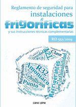 REGLAMENTO DE SUGURIDAD PARA INSTALACIONES FRIGORIFICAS