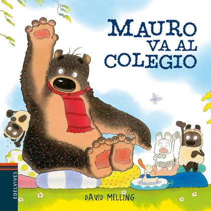 MAURO VA AL COLEGIO.