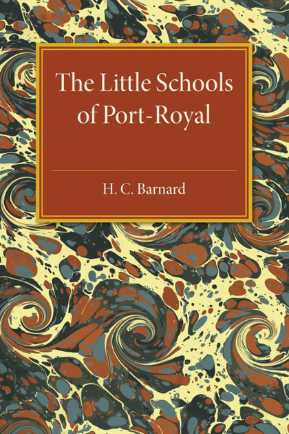 THE LITTLE SCHOOLS OF PORT-ROYAL