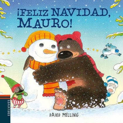 ¡FELIZ NAVIDAD, MAURO!.