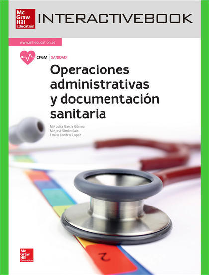 BL OPERACIONES ADMINISTRATIVAS Y DOCUMENTACION SANITARIA GM. LIBRO DIGITAL.