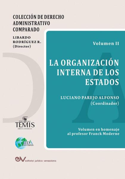 LA ORGANIZACIÓN INTERNA DE LOS ESTADOS