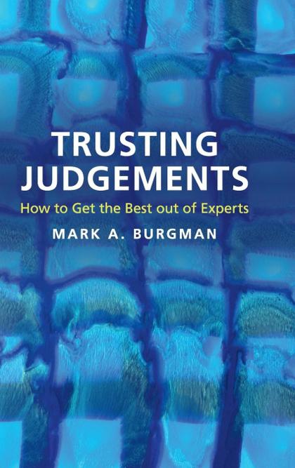 TRUSTING JUDGEMENTS