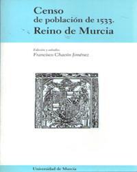 CENSO DE POBLACIÓN DE 1533. REINO DE MURCIA