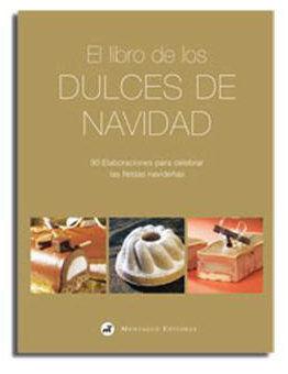 EL LIBRO DE LOS DULCES DE NAVIDAD.