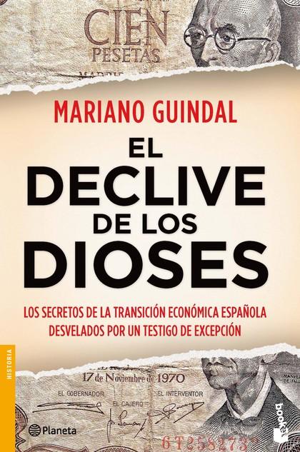 EL DECLIVE DE LOS DIOSES.NOVEDAD 09/04/13