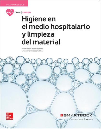 HIGIENE MEDIO HOSPITAL.LIMPIEZA MATER. GM 17 CF.
