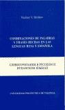 COMBINACIONES DE PALABRAS FRASES HECHAS EN LENGUAS RUSA Y ESPAÑOLA
