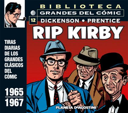 RIP KIRBY: LA VENGANZA DEL CAMALEÓN 12