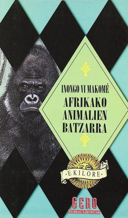 AFRIKAKO ANIMALIEN BATZARRA
