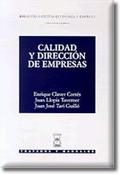 CALIDAD Y DIRECCION DE EMPRESAS