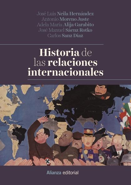 HISTORIA DE LAS RELACIONES INTERNACIONALES.