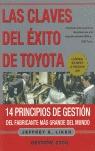 LAS CLAVES DEL ÉXITO DE TOYOTA: 14 PRINCIPIOS DE GESTIÓN DEL FABRICANT