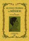 MUJERES CÉLEBRES DE MÉXICO