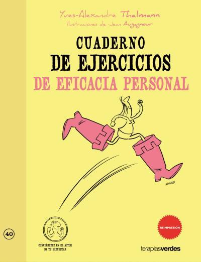 CUADERNO DE EJERCICIOS DE EFICACIA PERSONAL.