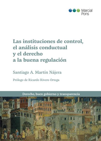 INSTITUCIONES DE CONTROL, EL ANALISIS CONDUCTUAL Y.