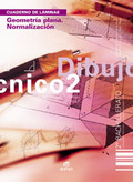 DIBUJO TÉCNICO, GEOMETRÍA PLANA, NORMALIZACIÓN, 2 BACHILLERATO.  CUADERNO DE LÁMINAS