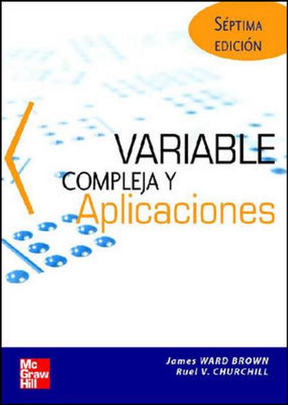 BL VARIABLES COMPLEJAS Y APLICACIONES. LIBRO DIGITAL PDF.