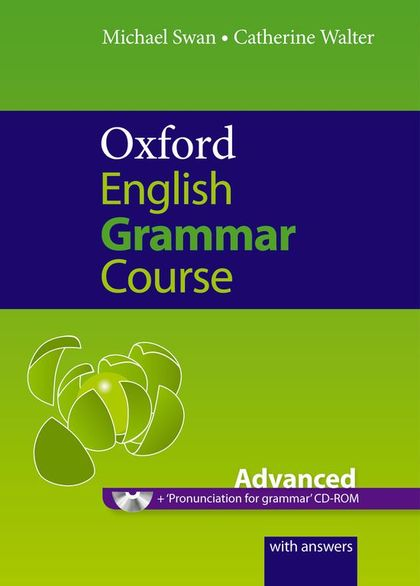 OXF ENGLISH GRAM COURSE ADV SB W/KEY PK