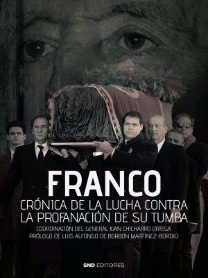FRANCO CRONICA DE LA LUCHA CONTRA LA PROFANACIÓN DE SU TUMBA.