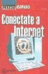 CONÉCTATE A INTERNET