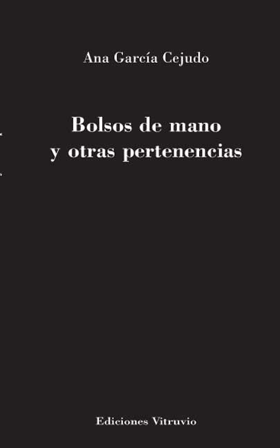 BOLSOS DE MANO Y OTRAS PERTENENCIAS
