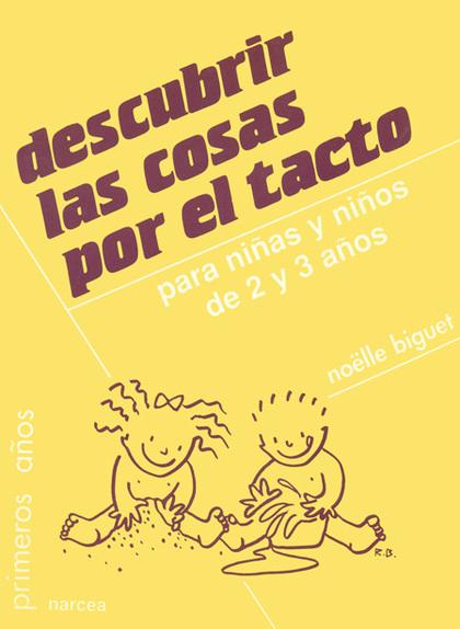 DESCUBRIR COSAS TACTO
