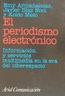 PERIODISMO ELECTRONICO