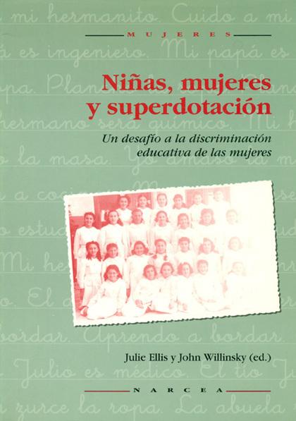 NIÑAS MUJERES SUPERDOTACION