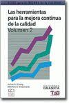 HERRAMIENTAS PARA MEJORA CONTINUA DE LA CALIDAD, V.2