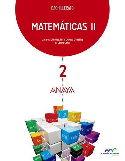 MATEMÁTICAS II..