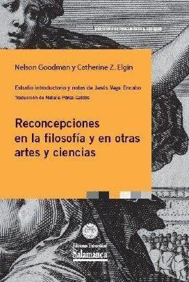 RECONCEPCIONES EN LA FILOSOFÍA Y EN OTRAS ARTES Y CIENCIAS.