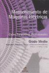 MANTENIMIENTO DE MÁQUINAS ELÉCTRICAS