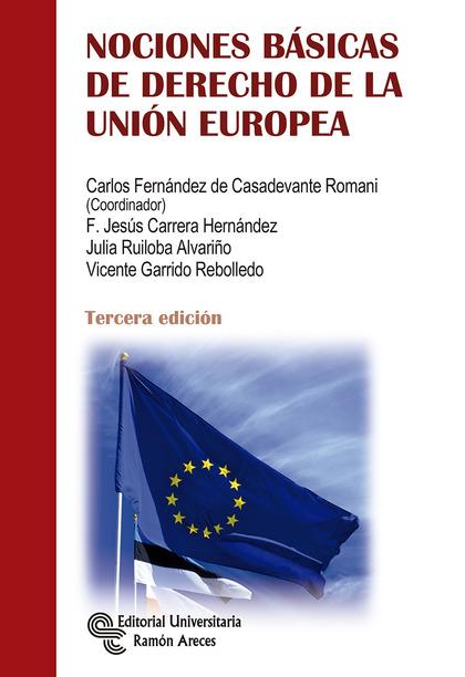 NOCIONES BASICAS DE DERECHO DE LA UNION EUROPEA