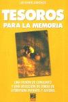 TESOROS PARA LA MEMORIA