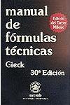 MANUAL DE FORMULAS TECNICAS 30ºED.