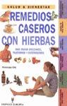 REMEDIOS CASEROS CON HIERBAS S&B