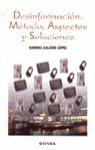 DESINFORMACION METODO ASPECTOS SOLUCIONES