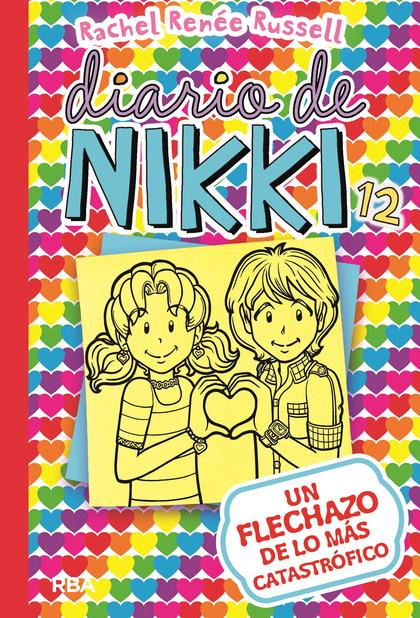 DIARIO NIKKI 12. UN FLECHAZO CATA. EBOOK.