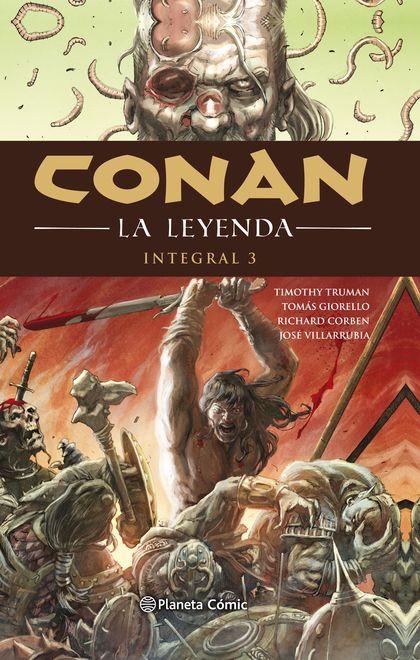 Conan La leyenda (Integral) nº 03/04